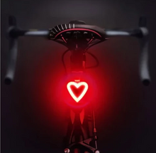 Load image into Gallery viewer, LED Bicycle Taillight