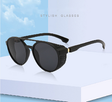Load image into Gallery viewer, 2020 New Steampunk Cover-Edge Sunglasses (UV400)