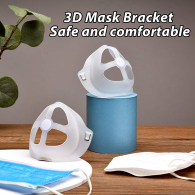 NEW 3D Mask Bracket Breathing Smoothly(5PCS)