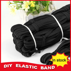 【CLEARANCE SALE】1/4 Inch High quality Braided Elastic Cord