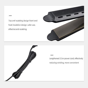 [NEW ARRIVALS: SAVE 50% OFF] 2020 Ceramic Tourmaline Ionic Flat Iron Hair Straightener