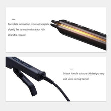 Load image into Gallery viewer, [NEW ARRIVALS: SAVE 50% OFF] 2020 Ceramic Tourmaline Ionic Flat Iron Hair Straightener