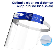 Load image into Gallery viewer, Reusable Safety Face Shield Clear-Protects Face And Eyes