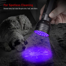 Load image into Gallery viewer, 51 LED Ultraviolet  Flashlight for Dog Urine, Pet Stains and Bed Bug