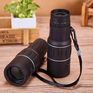 Monoculars Low Light HD Outdoor Double Focus Clear Telescope