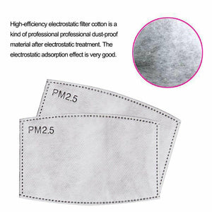 Pure Cotton Protective Mask