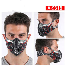 Load image into Gallery viewer, New Design Breathable Protective Outdoor Cycling Masks