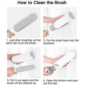 Lint Remover Dusting Static Brush