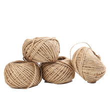 Load image into Gallery viewer, High Quality  DIY Wood Hemp Rope -100 Yard