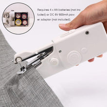 Load image into Gallery viewer, COLAPA™ Mini Portable Handheld Sewing Machine