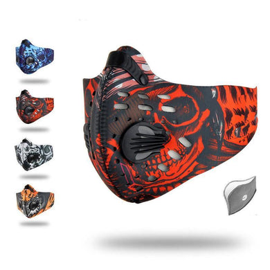 2020 Breathable Protective Outdoor Cycling Mask
