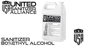 UNITED SANITIZER ALLIANCE
