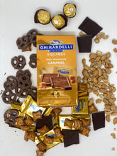Load image into Gallery viewer, ghirardelli milk chocolate carmel