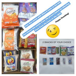 KIDS HEALTHY SNACK BOX