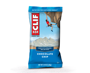 Clif Chocolate Chip Bar 2.4oz