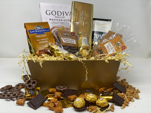 Chocolate Gift Basket for her