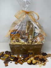 Load image into Gallery viewer, Chocolate Gift Basket for him