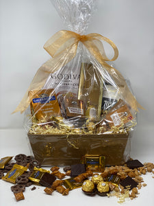 Chocolate Gift Basket for him