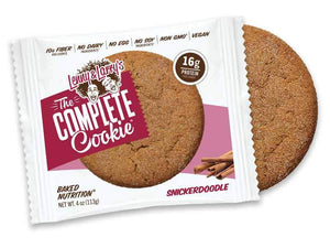 Lenny & Larry Complete Snickerdoodle Cookie  4oz. Each