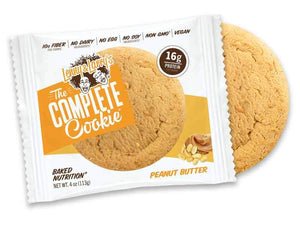 Lenny & Larry Complete Peanut Butter Cookie 4oz. Each