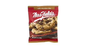Mrs. Fields Chocolate Chip Cookie 2.1oz Each