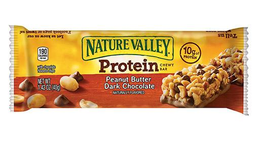 Nature Valley Protein Peanut Butter Dark Chocolate 1.42oz each