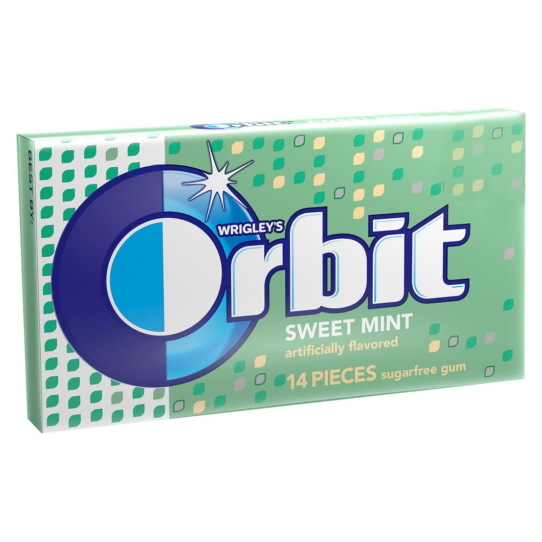 Orbit Sweet Mint 1oz. Each