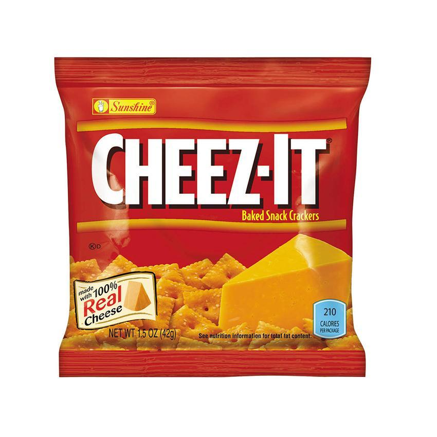 Cheez It Whole Grain 1oz