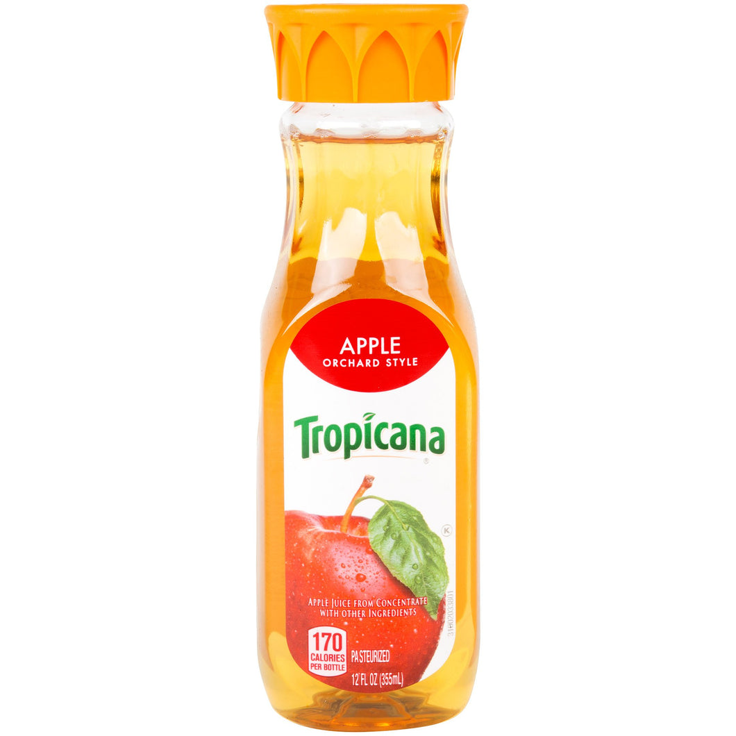 Tropicana Apple Juice 12oz.