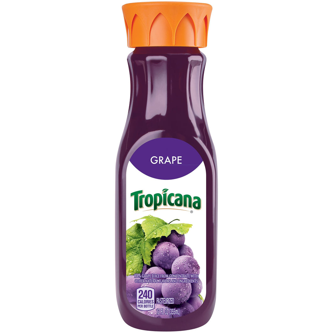 Tropicana Grape Juice12oz.