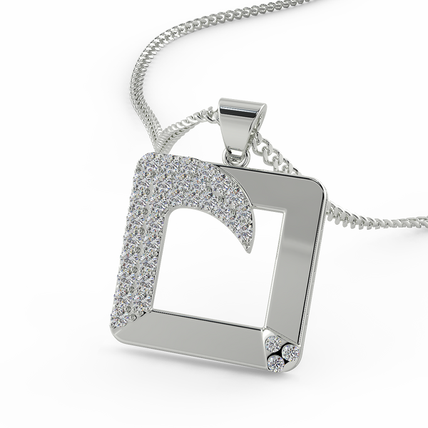The Squaro Pendant