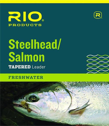 Rio Salmon Tapered Leaders
