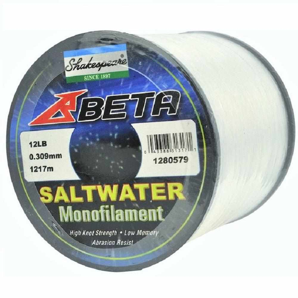 Beta Saltwater Mono - Gamefishltd