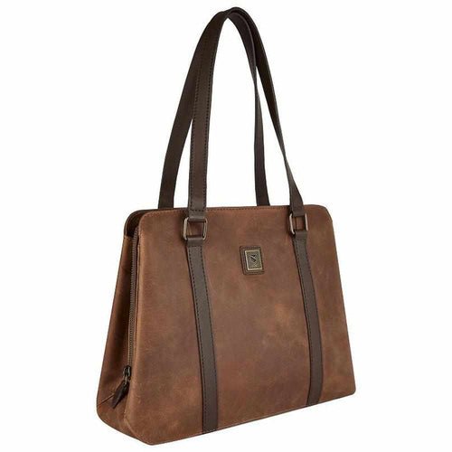 Dubarry Kinsale Shoulder Bag - Chestnut-Gamefish
