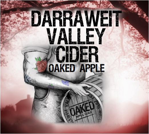 2020 Oaked Apple 330ml