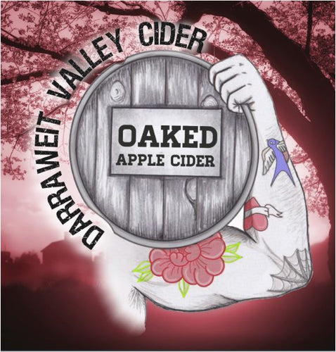 2019 Oaked Apple 330ml (Sold out)