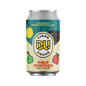 Pulp Friction - Apple & Pear