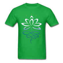 Load image into Gallery viewer, Spiritual Flower Tshirt