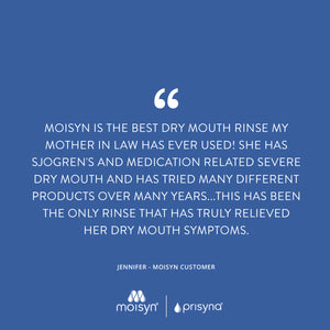 Moisyn Dry Mouth Rinse