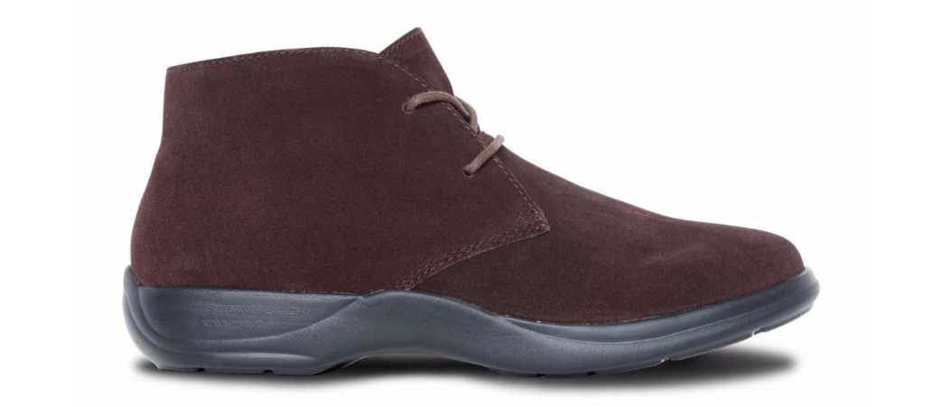 dr comfort womens brown cara boot right side view 1024 x 451