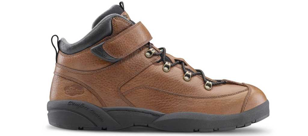 dr comfort mens ranger boot right side view 1024 x 451