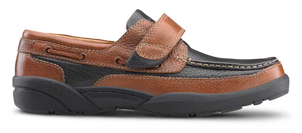 dr comfort mike casual shoe right side view 1024 x 451