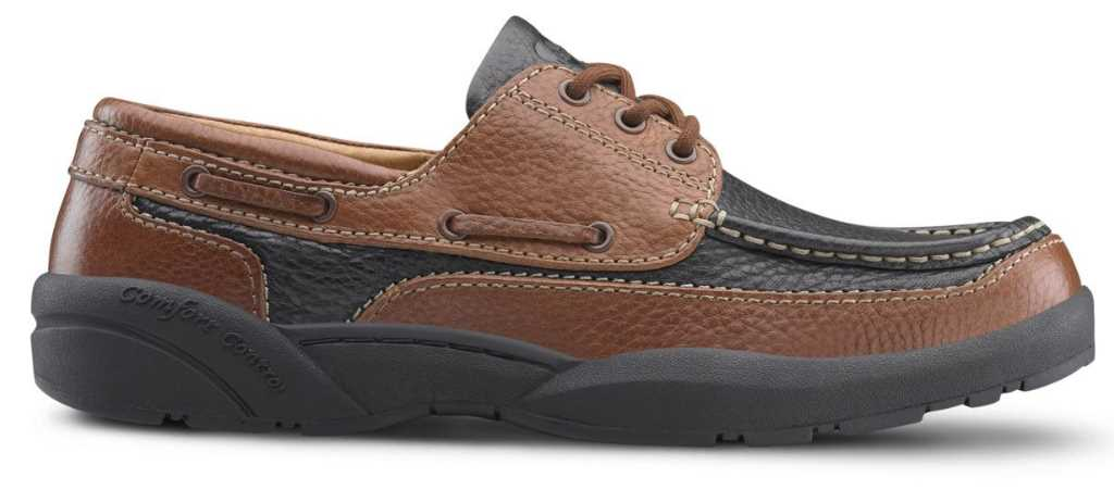 dr comfort mens patrick casual shoe right side view 1024 x 451