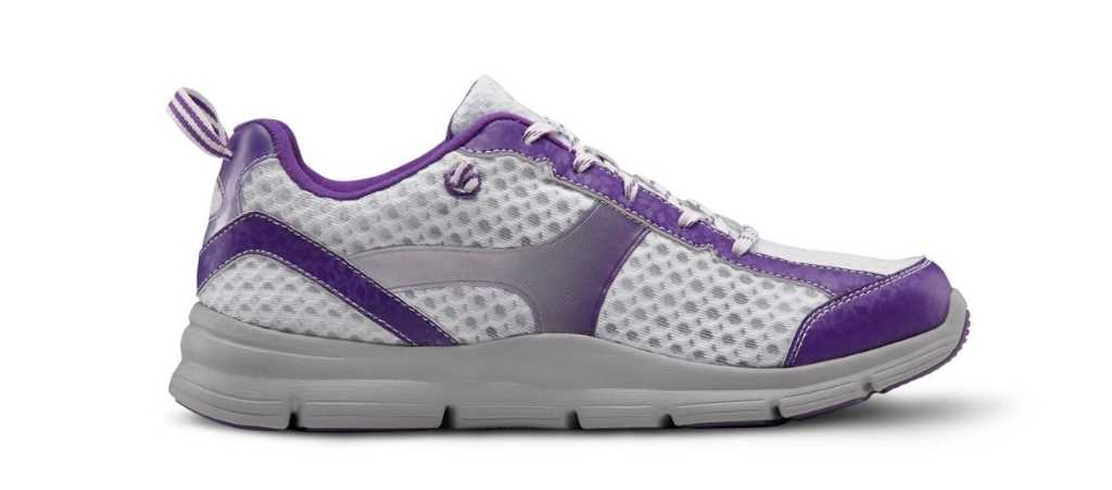 dr comfort purple womens meghan athletic shoe right side view 1024 x 451