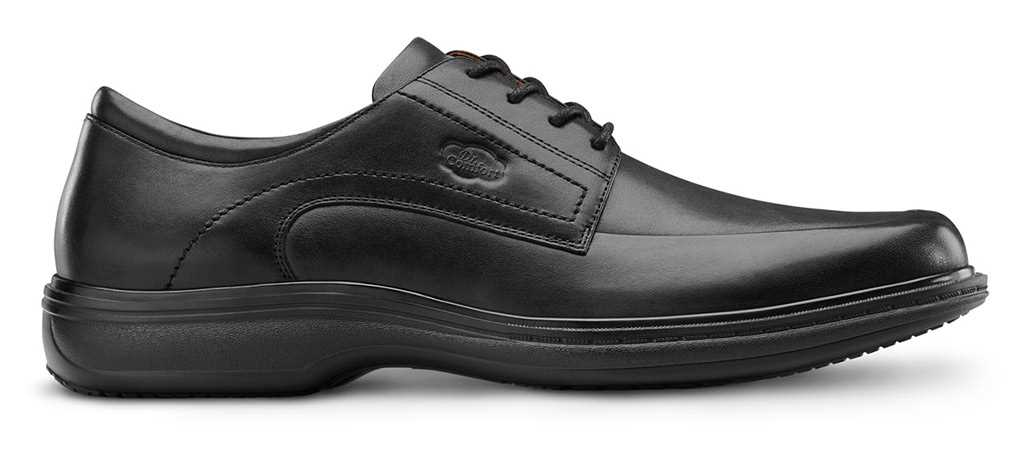 dr comfort classic black shoe large right side view 1024 x 451