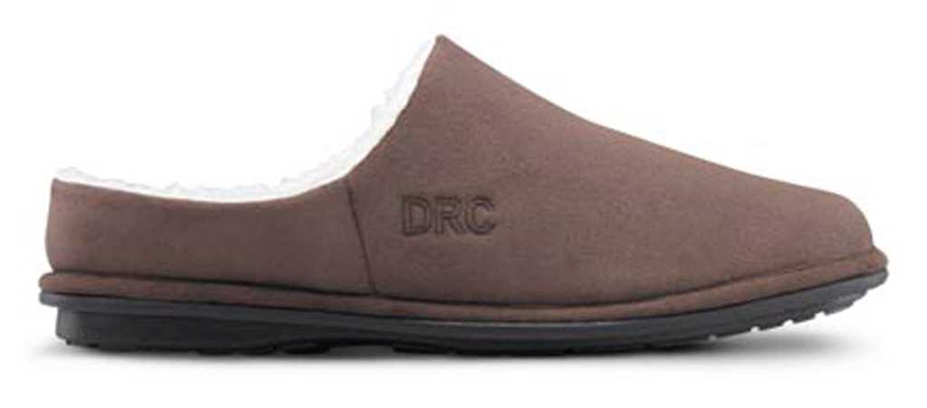 dr comfort easy chocolate slipper large right side view 1024 x 451