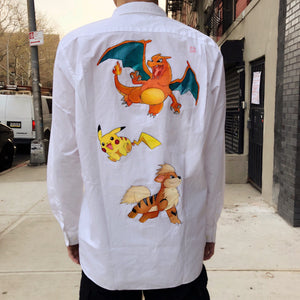 POKEMON SHIRT L