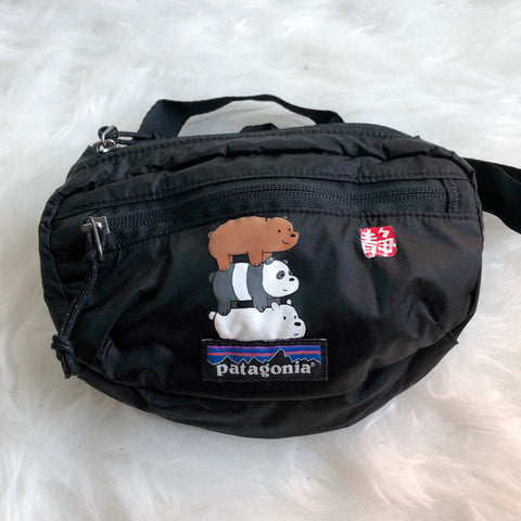 WE BARE BEARS FANNY PACK