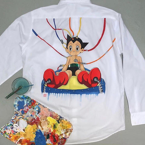 ASTRO BOY SHIRT XL