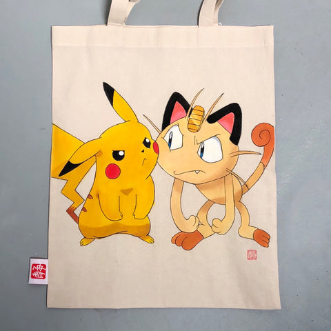 POKEMON TOTE BAG